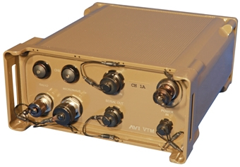 MiniROS Intelligent surveillance target acquisition remote sensing and reconnaissance (ISR) System Video Transmit Module