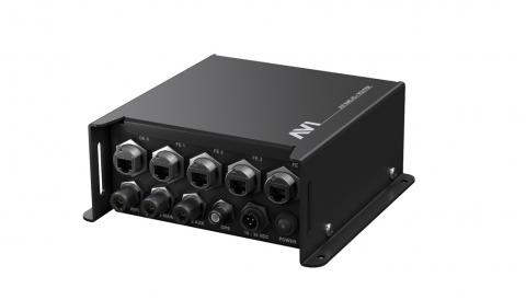 AVI 8445 4G-LTE MIMO WAP Router